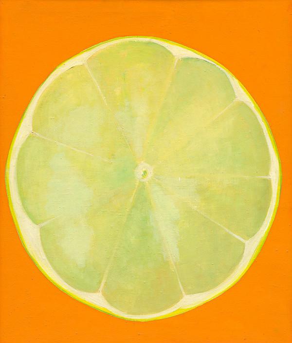 Oľga Bartošíková – Rozkrojený citrón