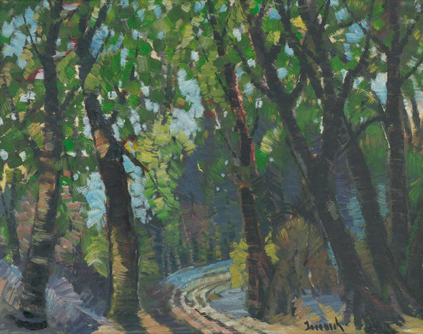 Anton Jasusch - In the Forest (Forest Road)