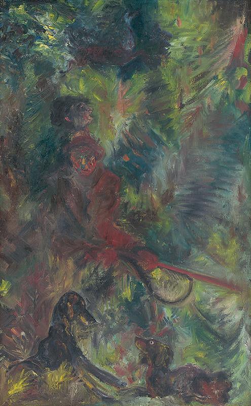 Arnold Peter Weisz-Kubínčan – Poachers