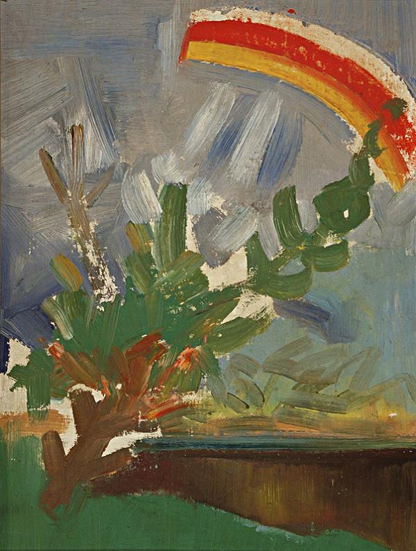 Arnold Peter Weisz-Kubínčan – Rainbow