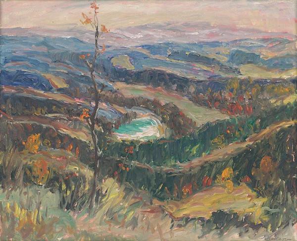 Jozef Kollár – Landscape