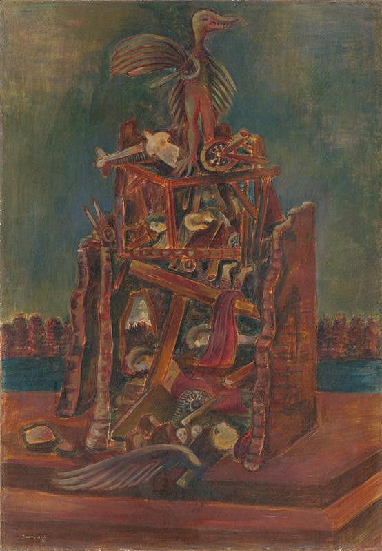 Jakub Bauernfreund - The Terrors of War I.
