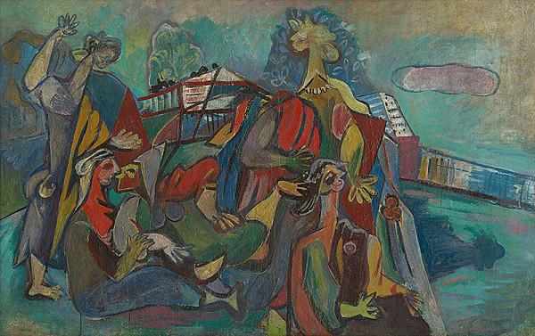 Jakub Bauernfreund - Composition II.