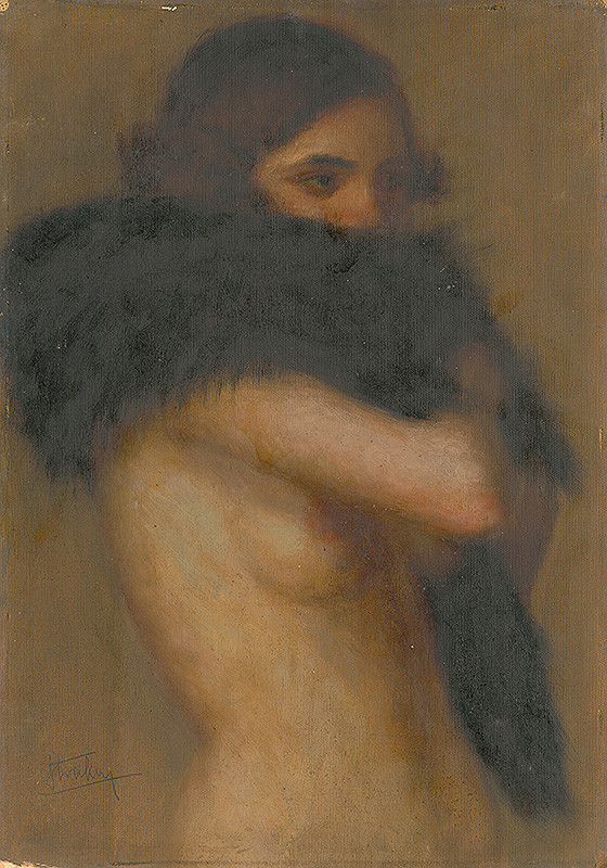 Štefan Straka – Half Nude