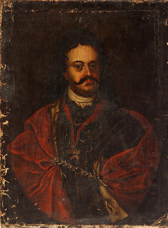Stredoeurópsky maliar z 1. polovice 18. storočia – Portrait of Francis Rákóczi