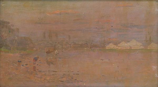 Ferdinand Katona – Landscape