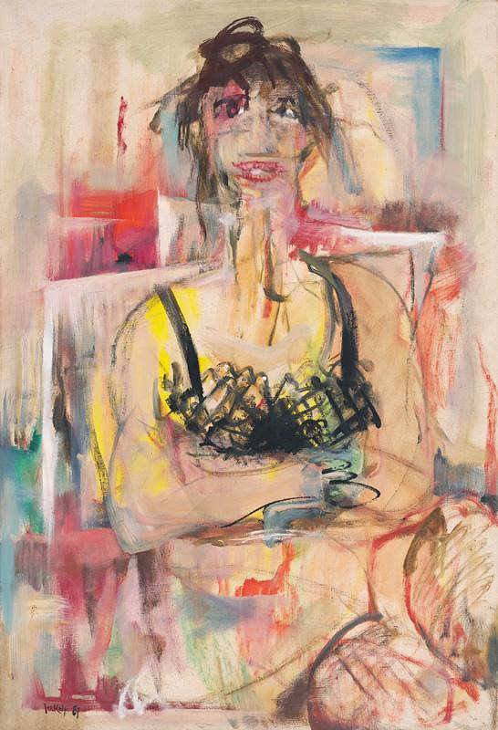 Július Jakoby – Woman
