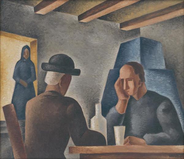 Mikuláš Galanda - In an Inn