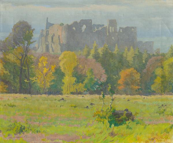 Július Koreszka – Pajštún Castle