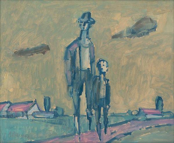 Július Lőrincz – On the Road of Fathers