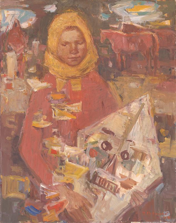 Mária Medvecká - Wind in the Stubble