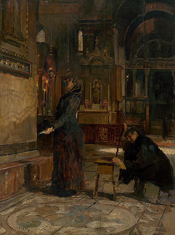 Dominik Skutecký – Interior Scene