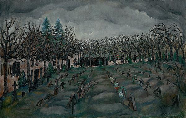 Július Jakoby – Funeral