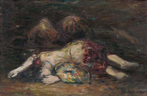 Ján Mudroch - First Victims