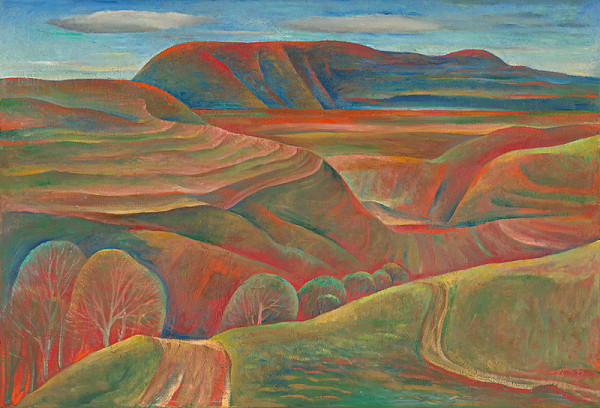 Ignác Kolčák - Autumn Landscape