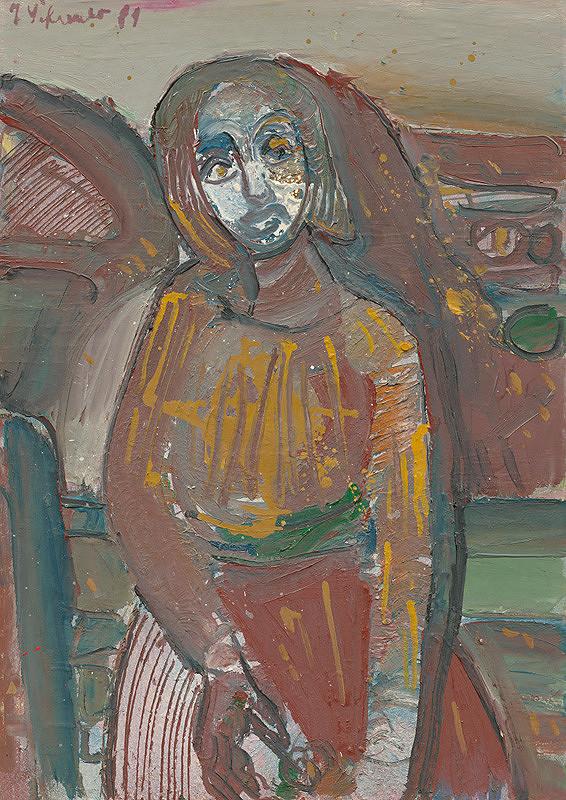 Ivan Šafranko – Woman