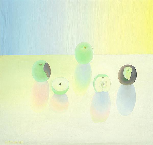 Michal Studený - Winter Apples