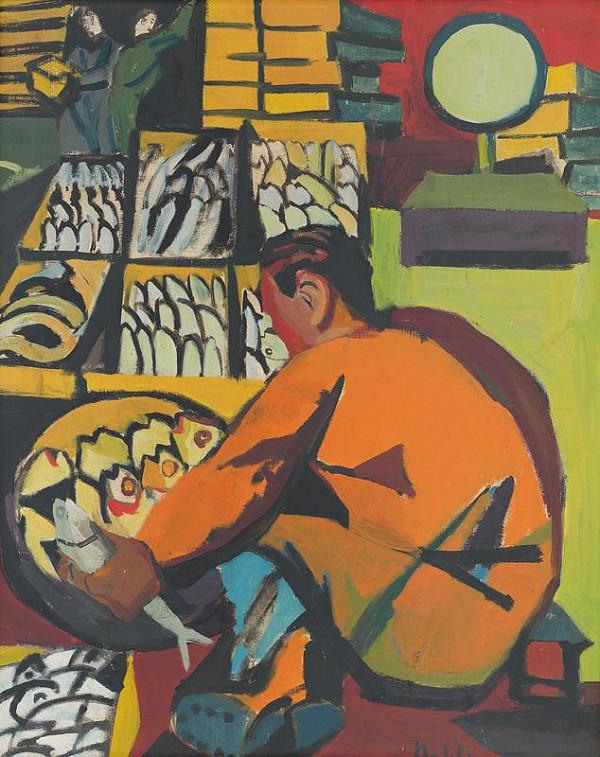 Aldo Natili – Fish Seller