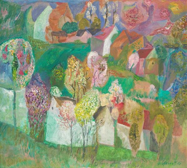 Ladislav Gandl - Spring in Kalinov