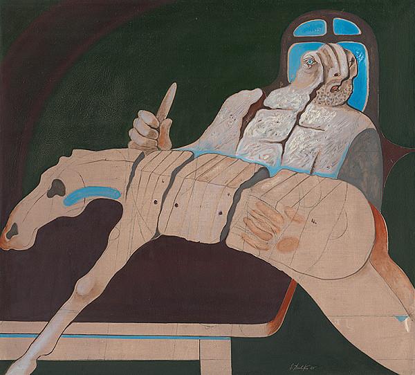 Stanislav Balko – Sculptor and his Model II.
