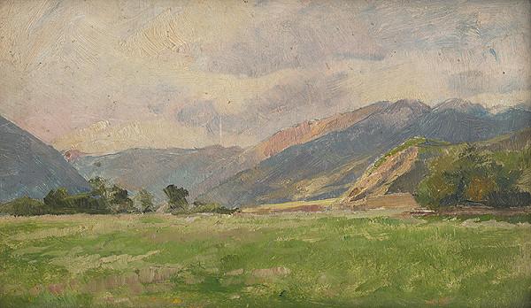 Ľudovít Čordák – Mountain Meadow