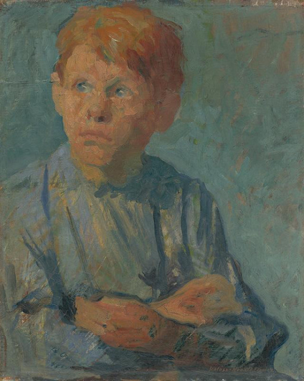 Elemír Halász-Hradil – Ginger Boy