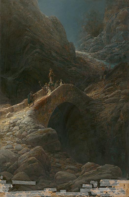 Neznámy autor – Pilgrims