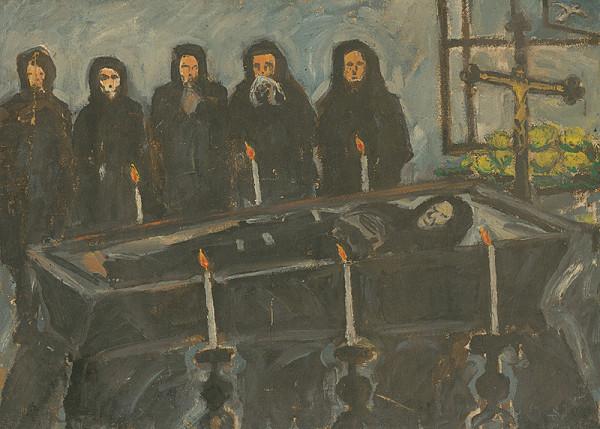 Janko Alexy – Mourners