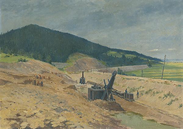 Martin Tvrdoň – Groundworks at the Friendship Railtrack