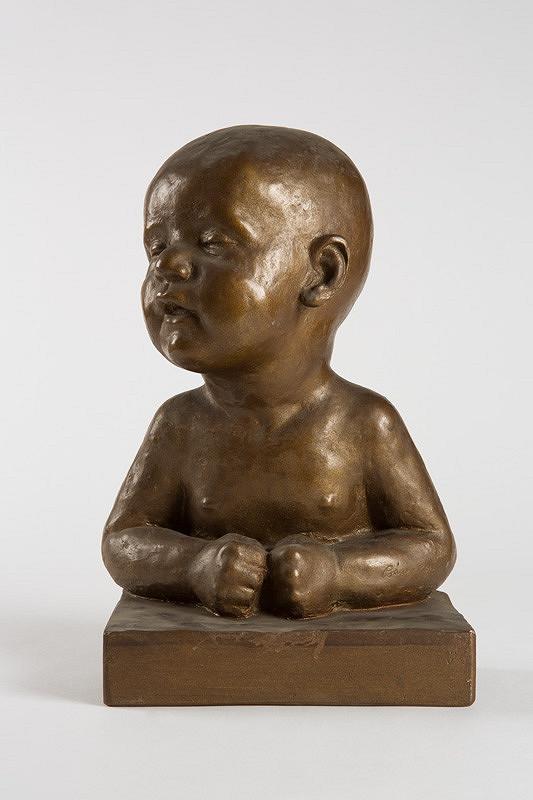 Pavol Bán - Portrét umelcovho syna