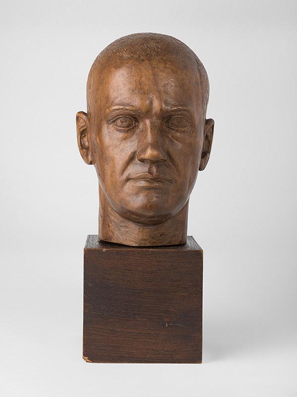 Rudolf Uher - Portrét Vladimíra Majakovského