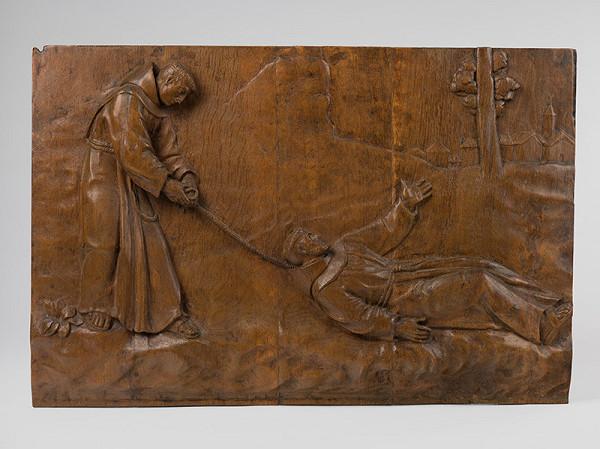 František Xaver Seegen – Utrpenie svätého Františka z Assisi