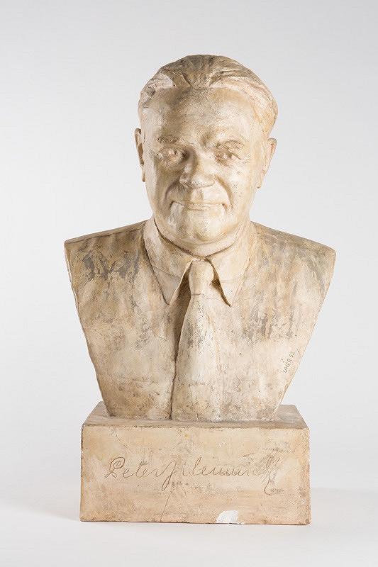 Rudolf Uher – Busta Petra Jilemnického