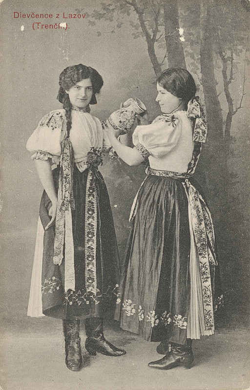 Pavol Socháň – Dievčence z Lazov