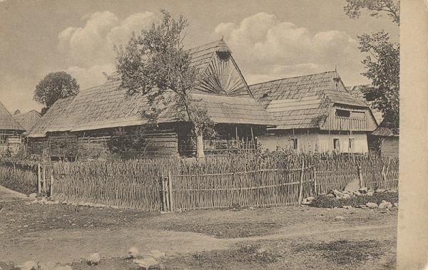 Pavol Socháň – Slovenské chalupy