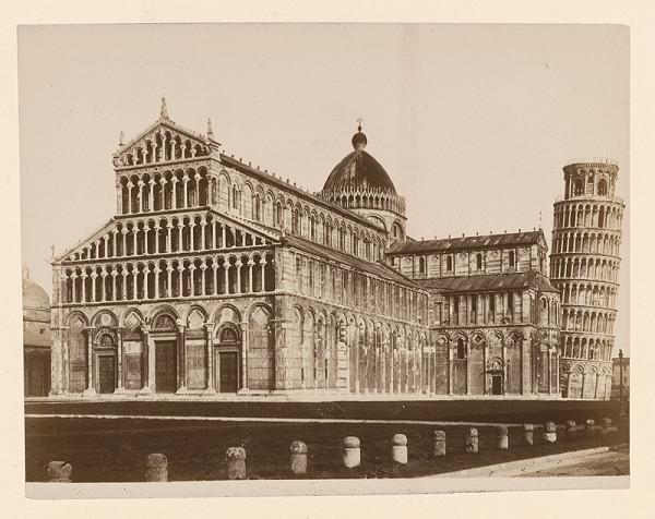 Neznámy autor – Pisa. Dóm di Santa Maria Assunta (Duomo di Santa Maria Assunta)