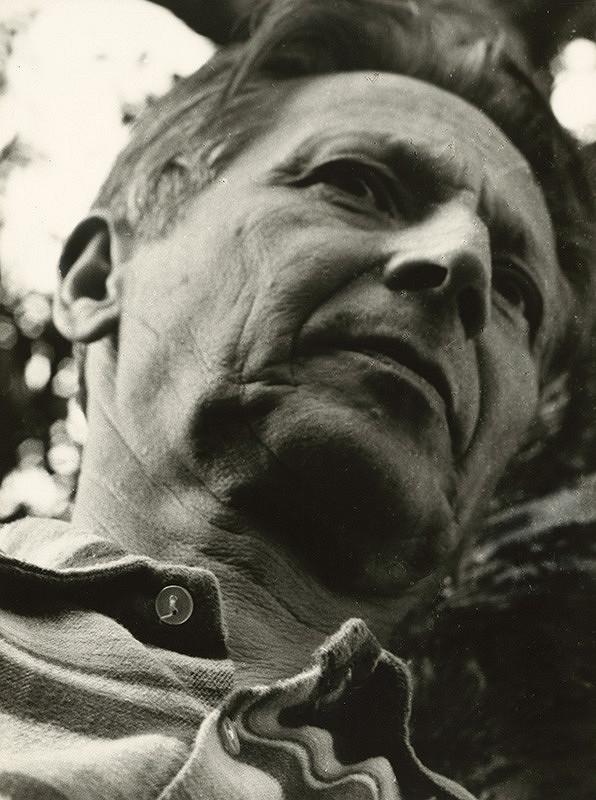 Pavol Breier st. – Portréty. Autoportrét