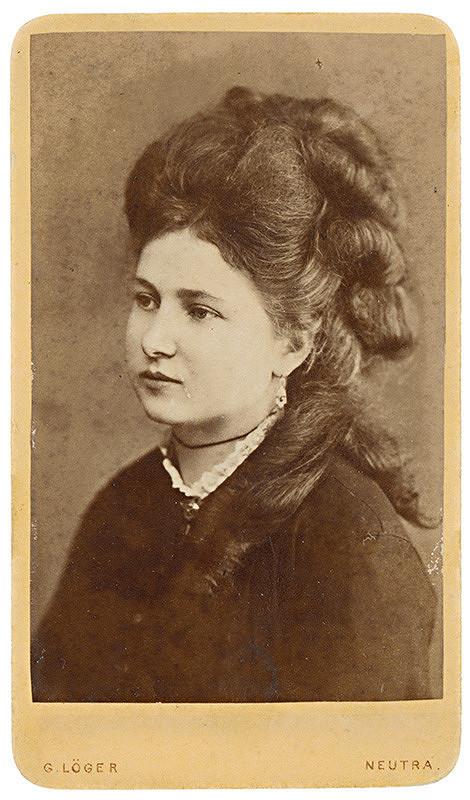Gusztáv Löger – Portrét ženy