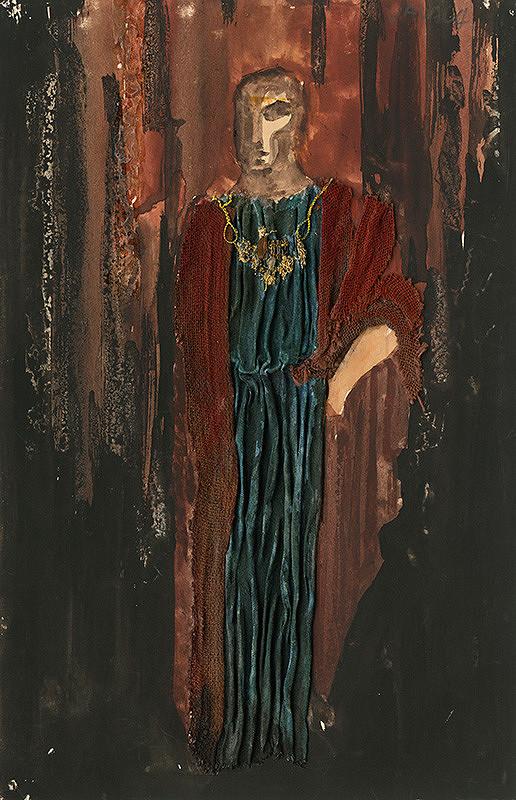 Helena Bezáková – Sofokles: Antigona I.