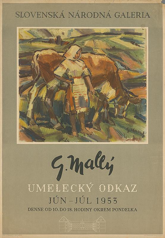 Slovenský autor – Umelecký odkaz - G.Mallý