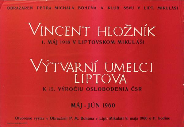 Slovenský autor – Výtvarní umelci Liptova
