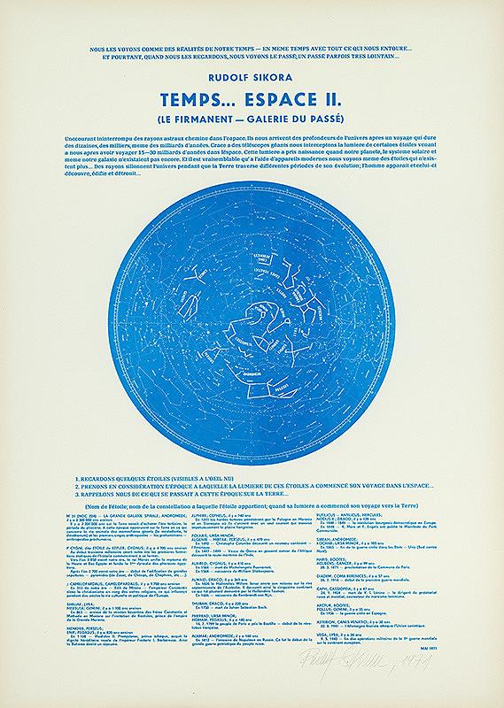 Rudolf Sikora – Timps... espace II.