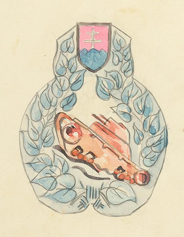 Fraňo Štefunko – Odznak pre útočnú vozku VIII.
