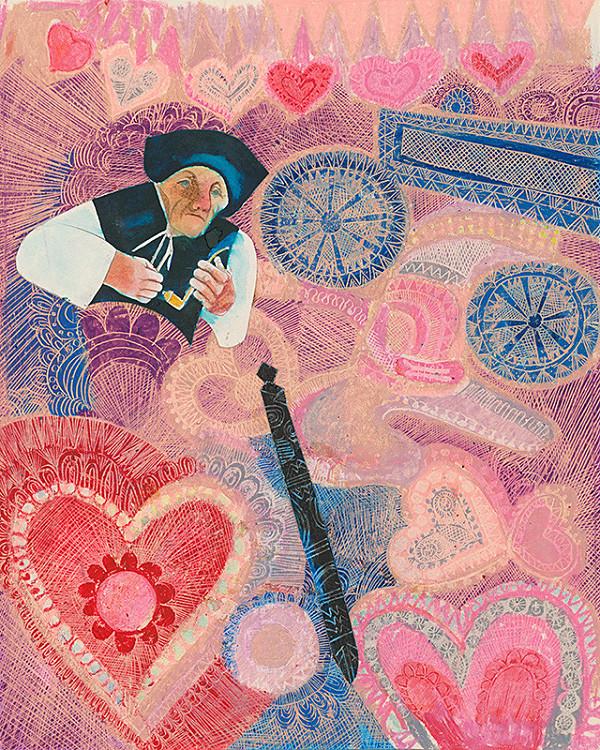 Alžbeta Štefunková-Szabová – Ako raz pochodil kolomažiar vo Veličnej