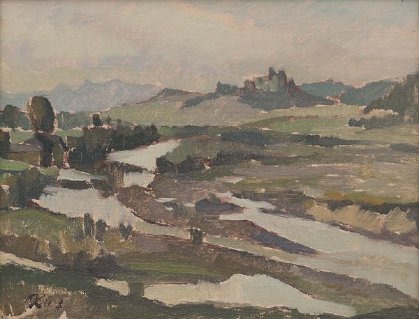 Otakar Kolář – Ľubovnianský hrad