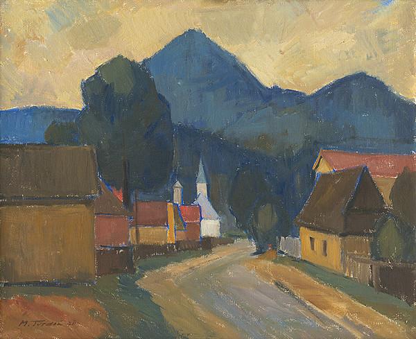 Martin Tvrdoň - Červený kláštor