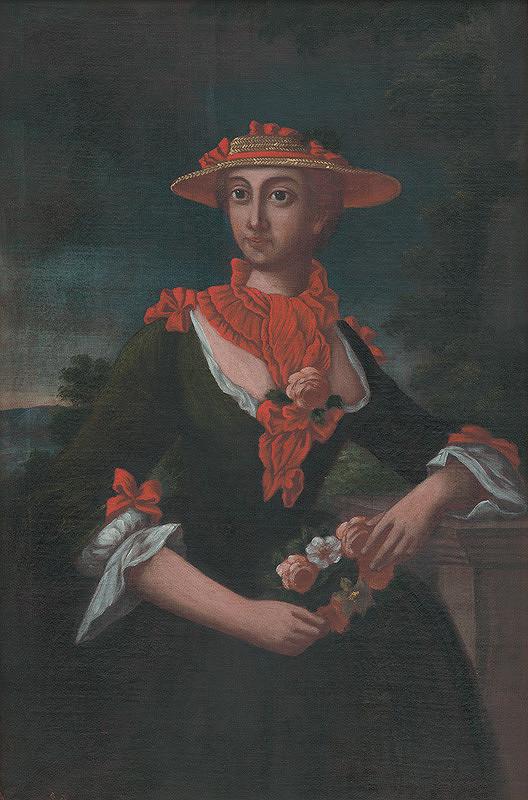 Stredoeurópsky maliar zo 4. štvrtiny 18. storočia – Alegória jari