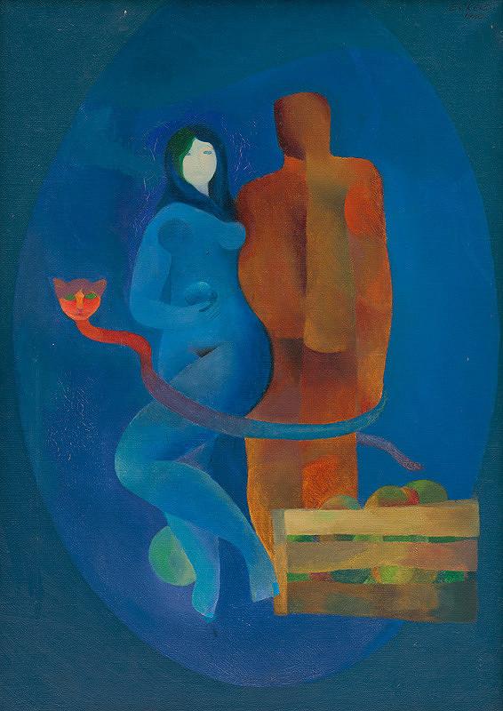 Alexander Eckerdt – Adam a Eva