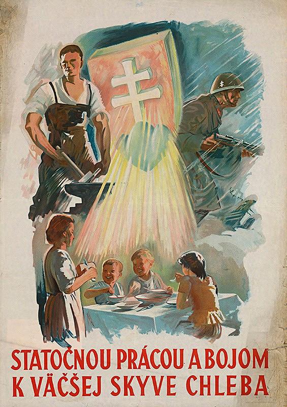 pravdepodobne Edmund Massányi – Statočnou prácou a bojom k väčšej skyve chleba