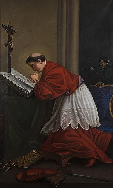 Jozef Czauczik – Sv. Karol Boromejský